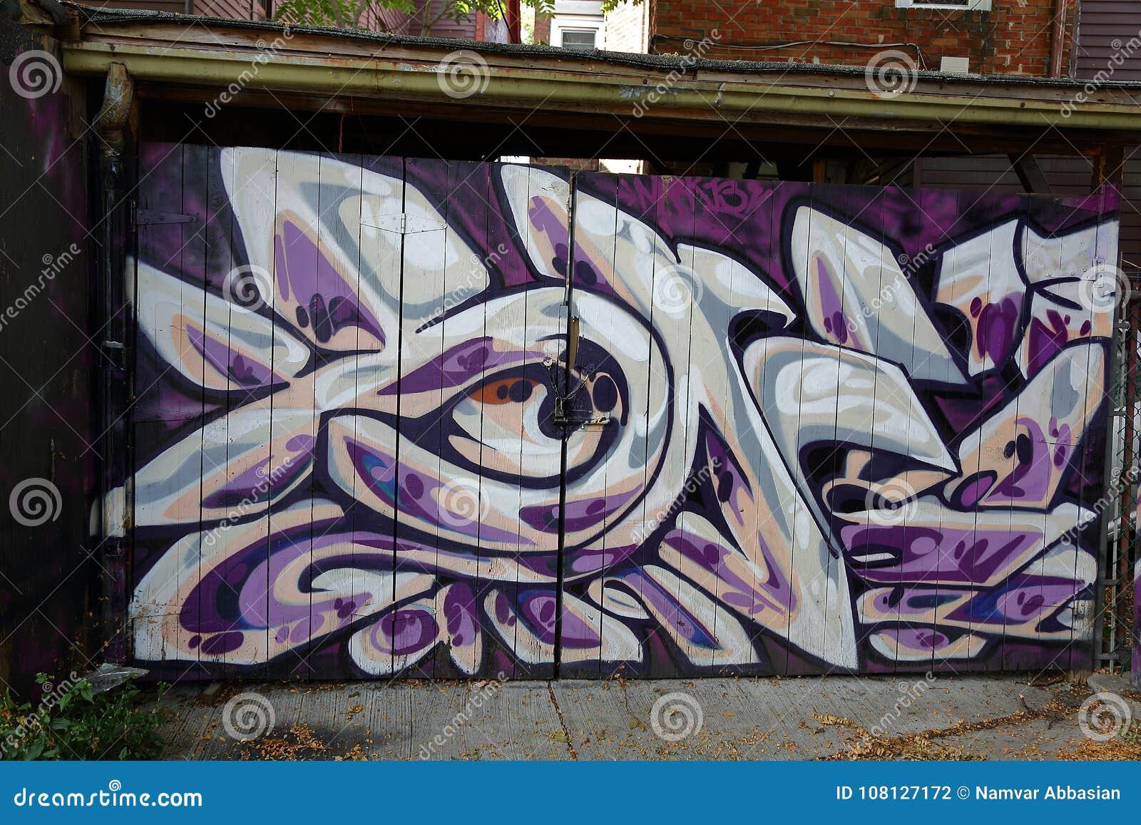 Spadaina 2016 de Toronto da pintura de parede