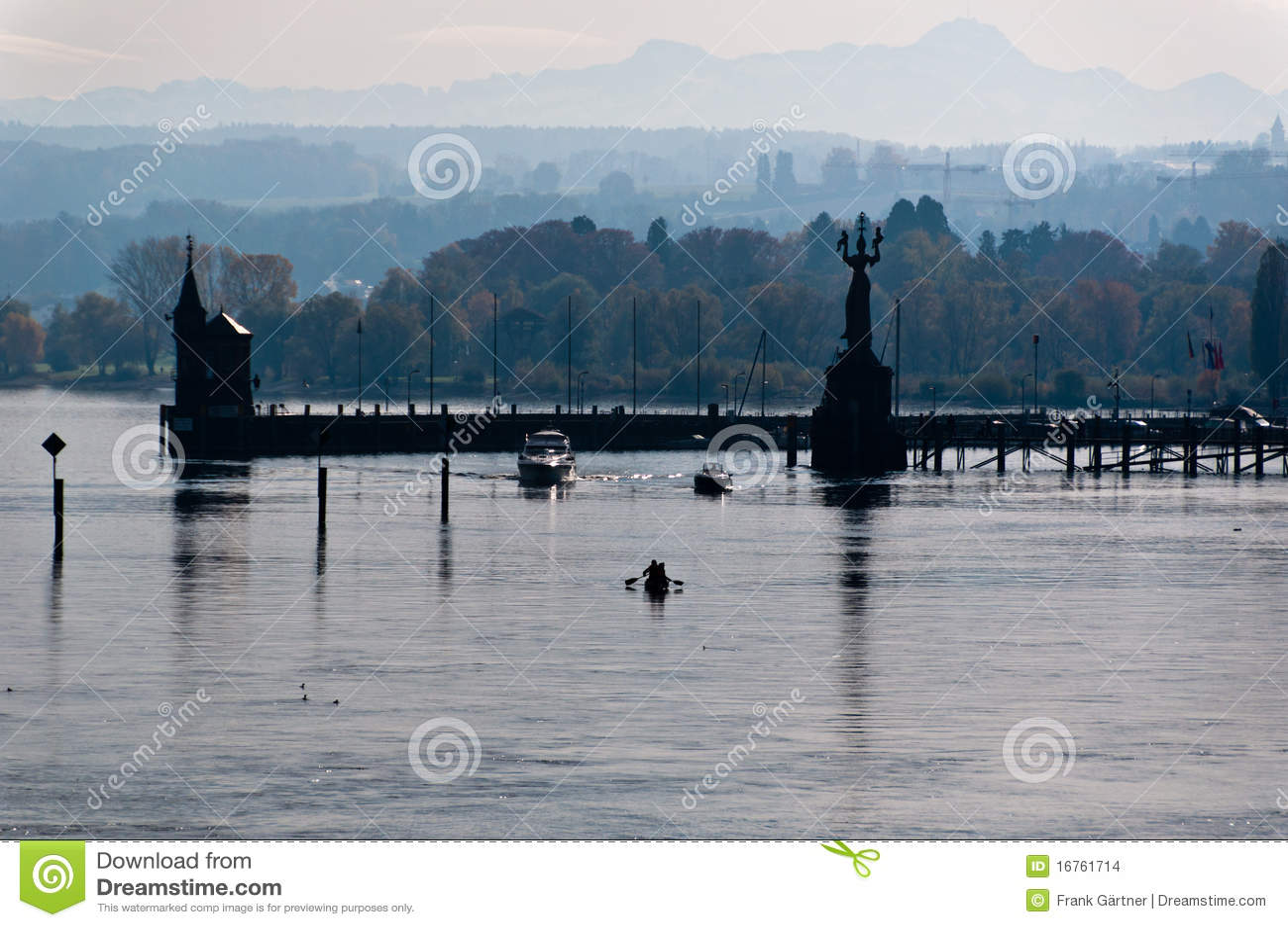 Spadek schronienie Konstanz