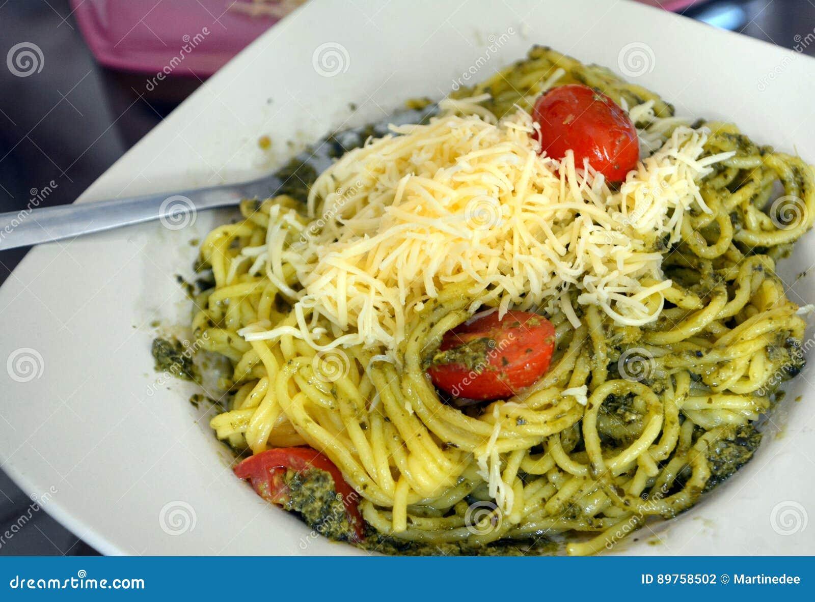 Italiensk vegetarisk mat