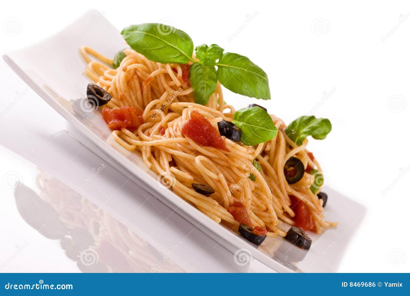 Spagettivegetarian