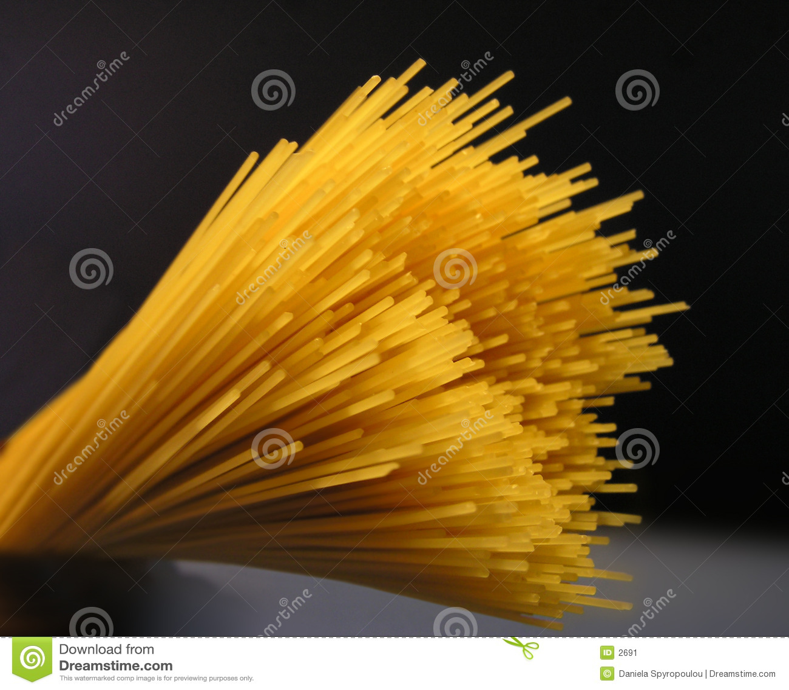 Download Spaghetti immagine stock. Immagine di cereali, dieta, italiano - 2691