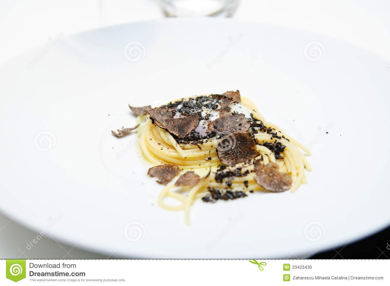 black truffles over fresh pasta black truffles over fresh pasta ...