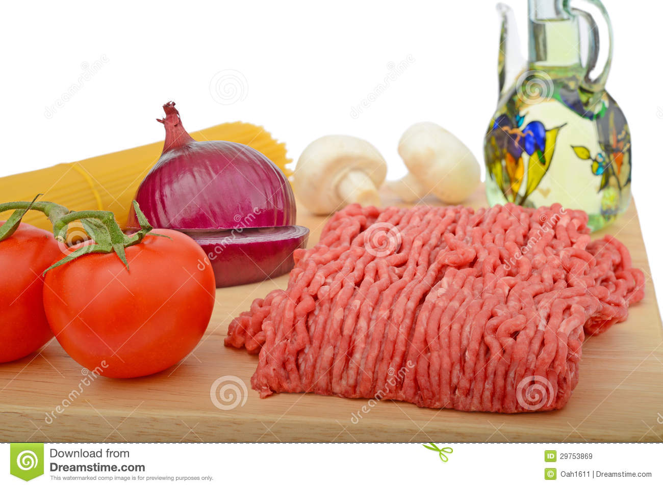 how to cook mince for pasta
