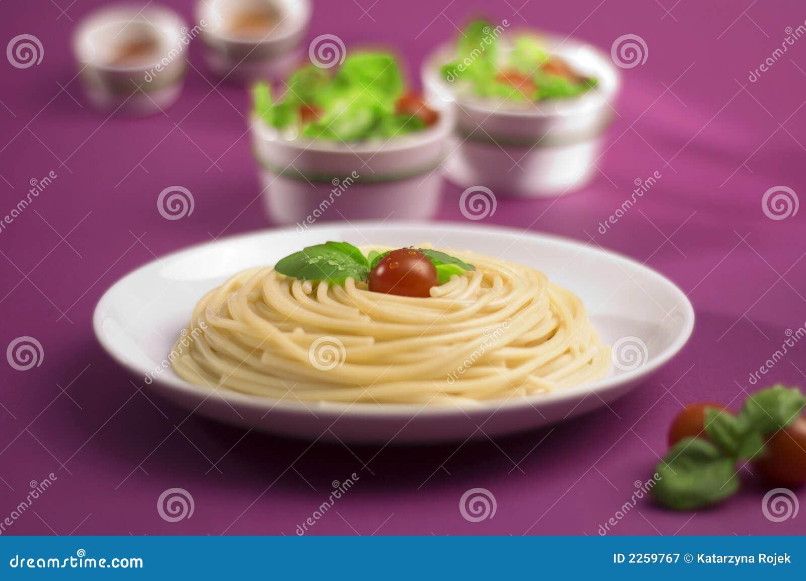 Spaghetti Bolonais d Italie
