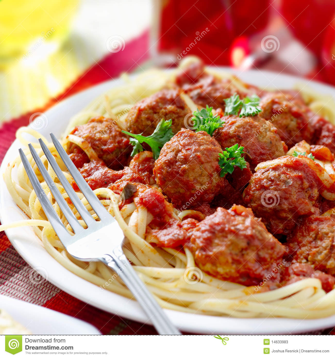 Spaghetti Dinner Clip Art Spaghetti and meatball dinner
