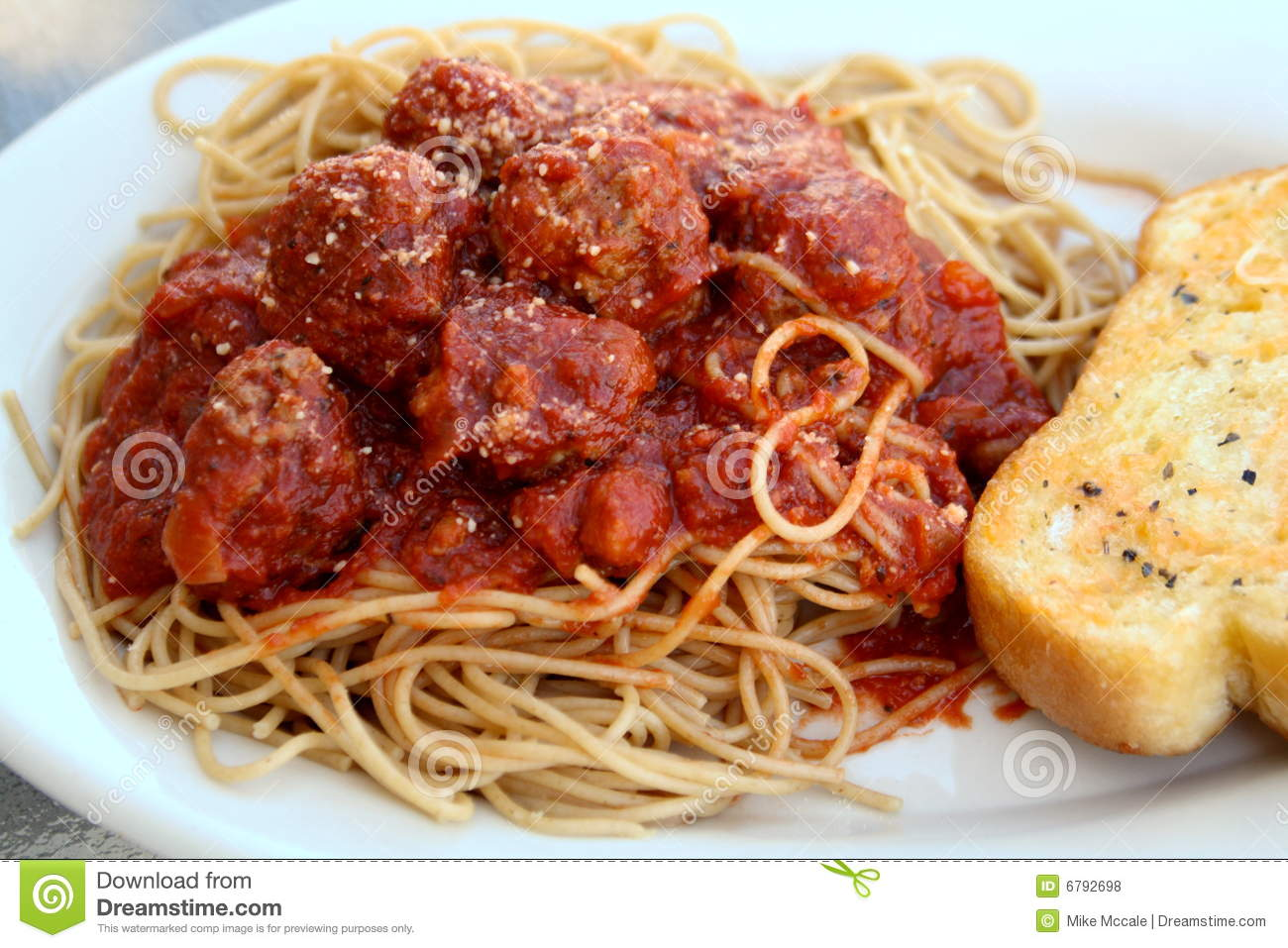 Old Fashioned Meatballs And Spaghetti