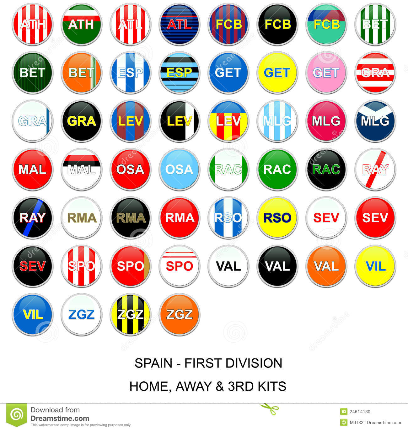 fussball spanische liga