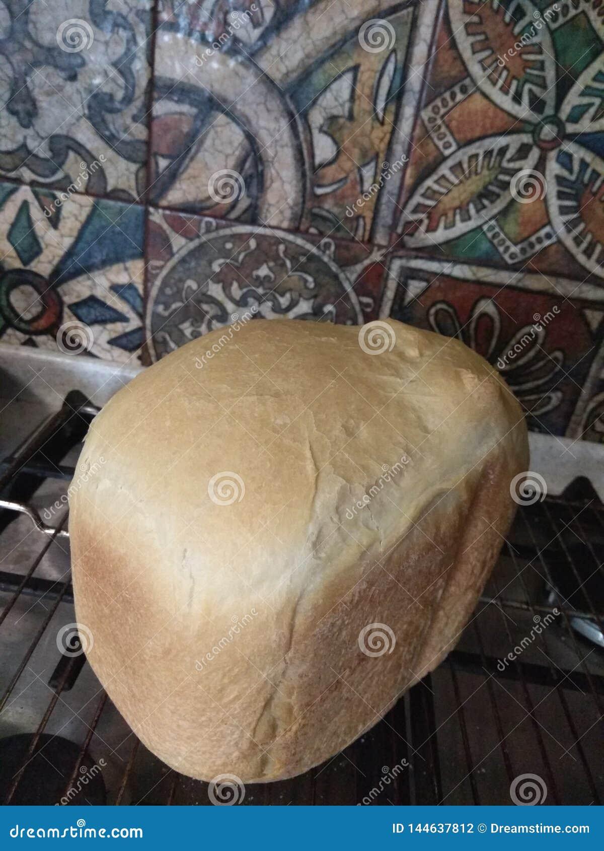 Spain. Morning. Bread. Breakfast. Calm