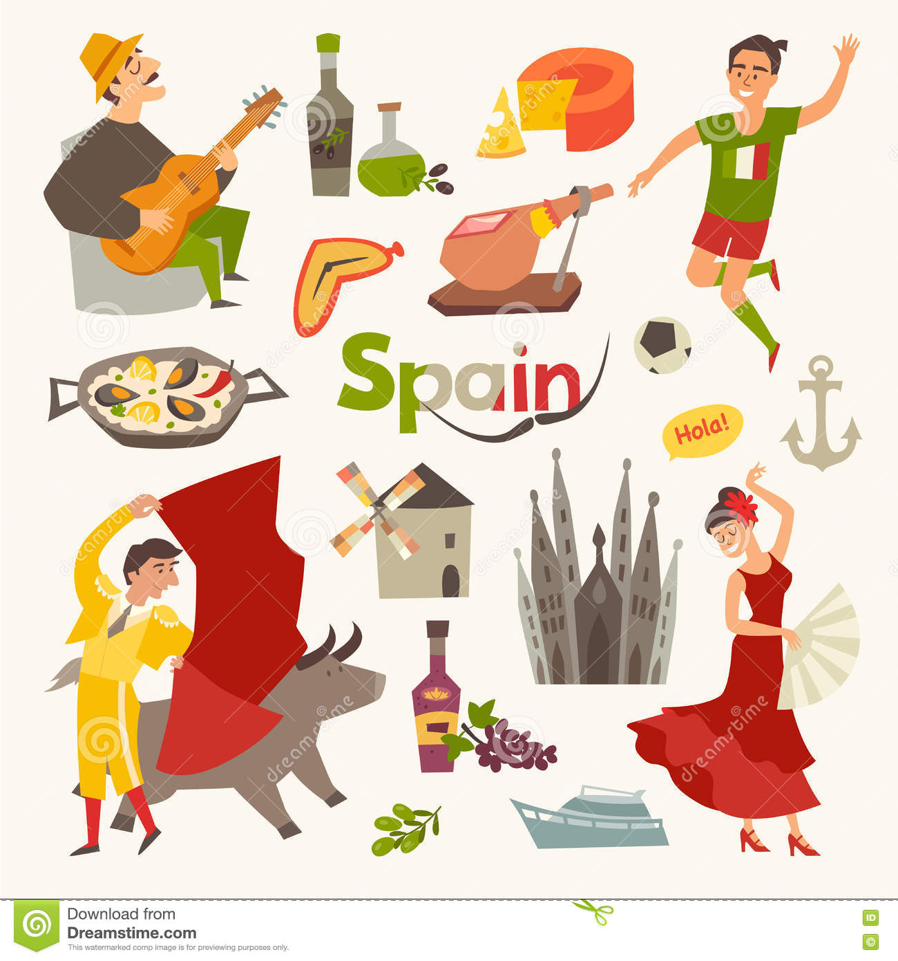how to say tourist in spanish