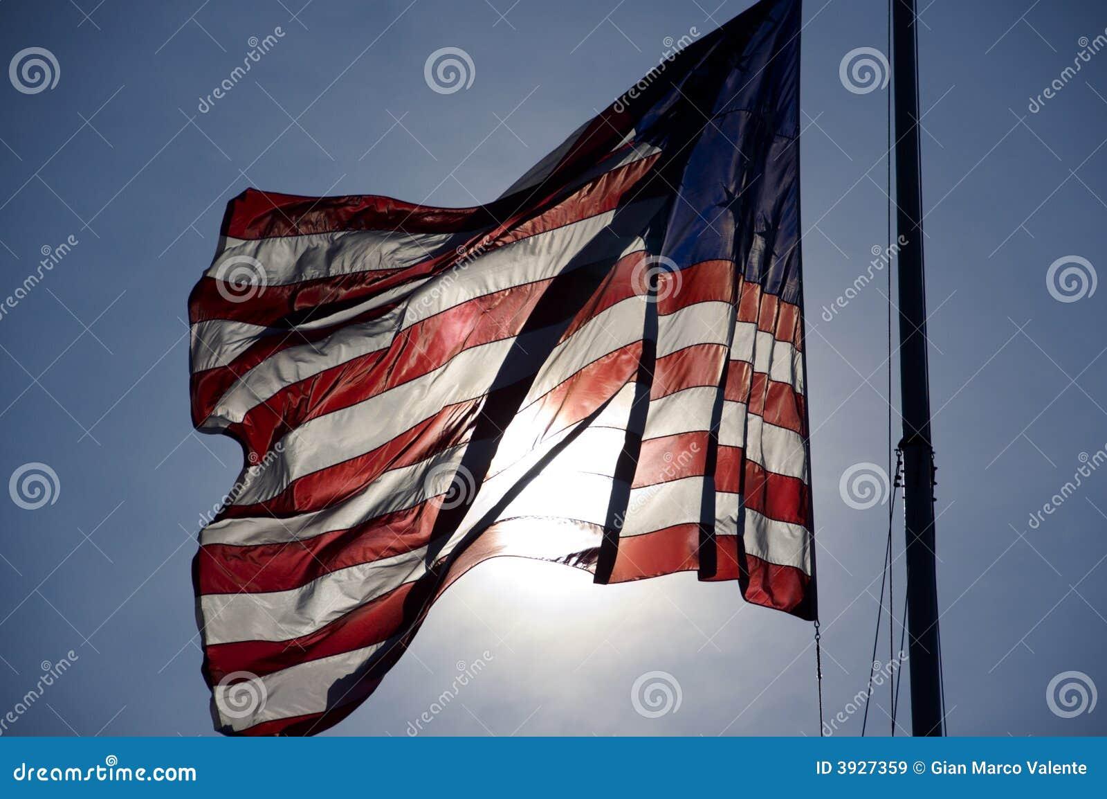 Spangled Banner van de ster