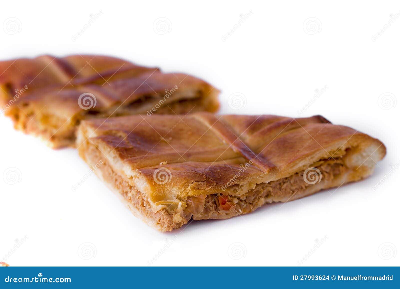Spanisch angefüllte Torte