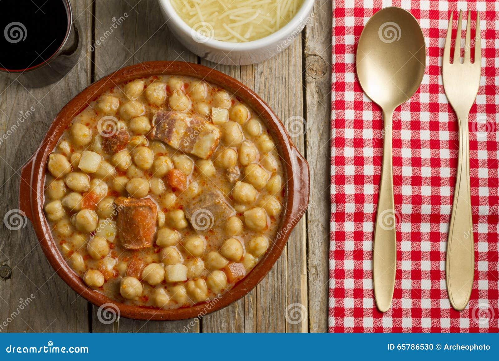 Spanisch Cocido