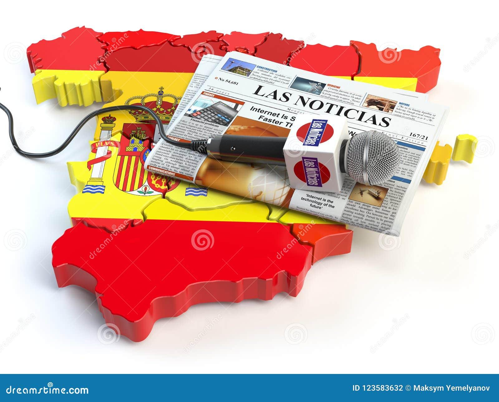 Spanische Nachrichten