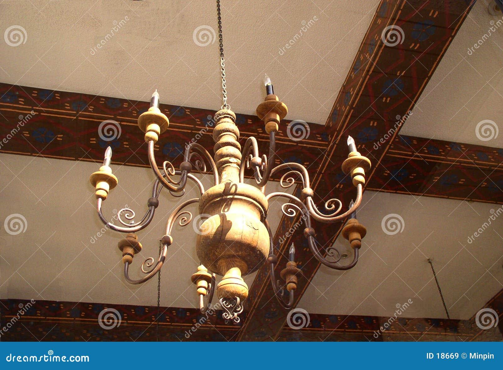 Spanischer Leuchter