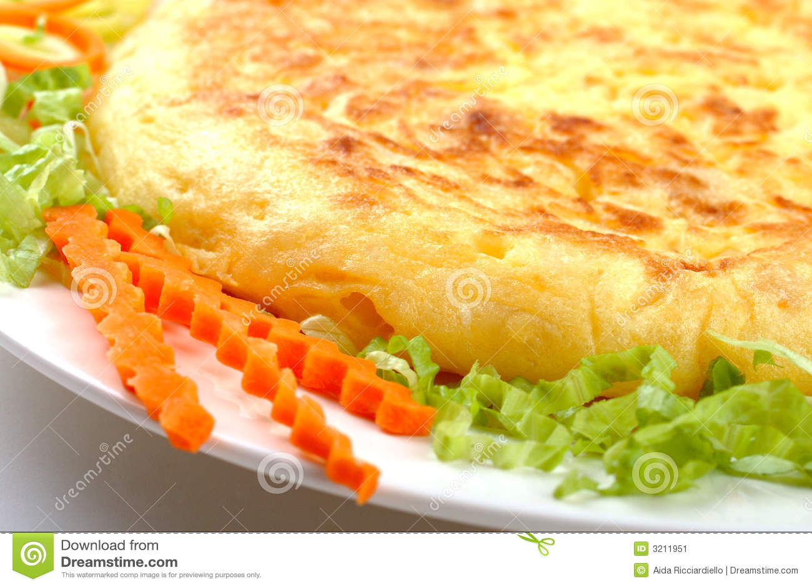 Spanisches Omelett 02
