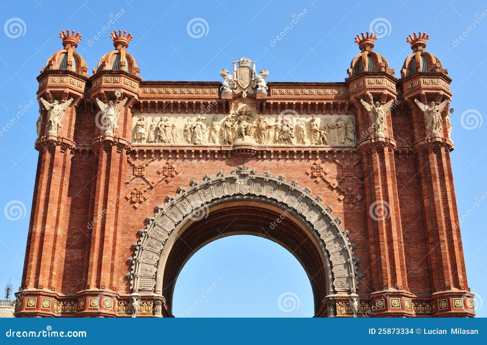 Spanish Architecture Stock Images - Image: 25873334