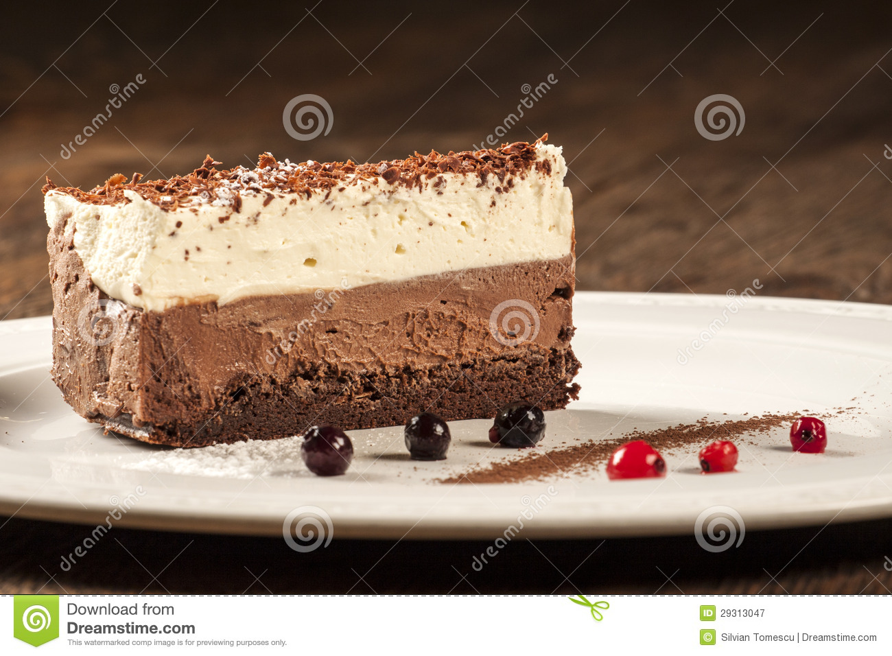 spanish cake dessert royalty free stock photography
