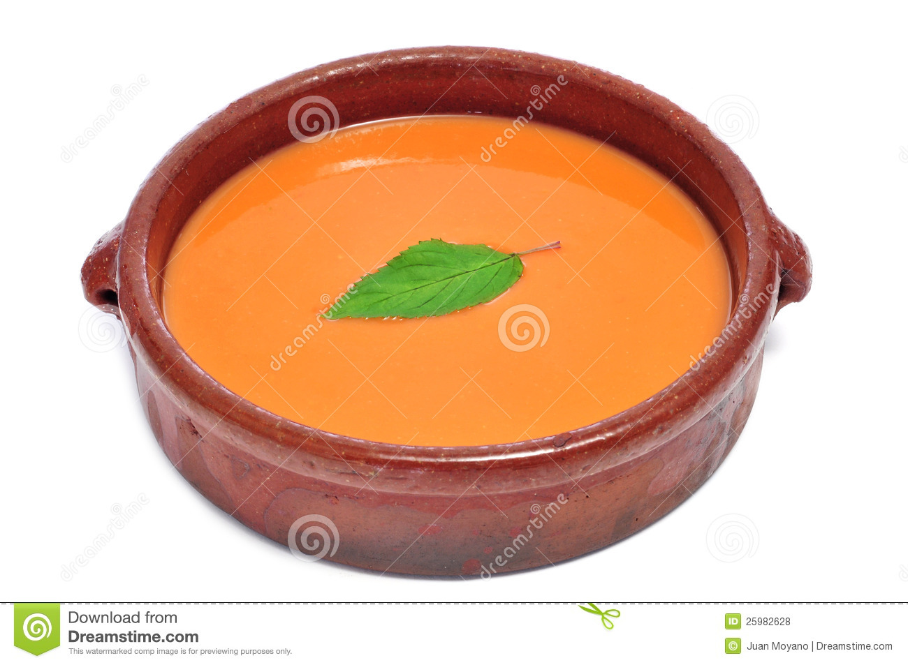 Spanish Gazpacho Royalty Free Stock Photos - Image: 25982628