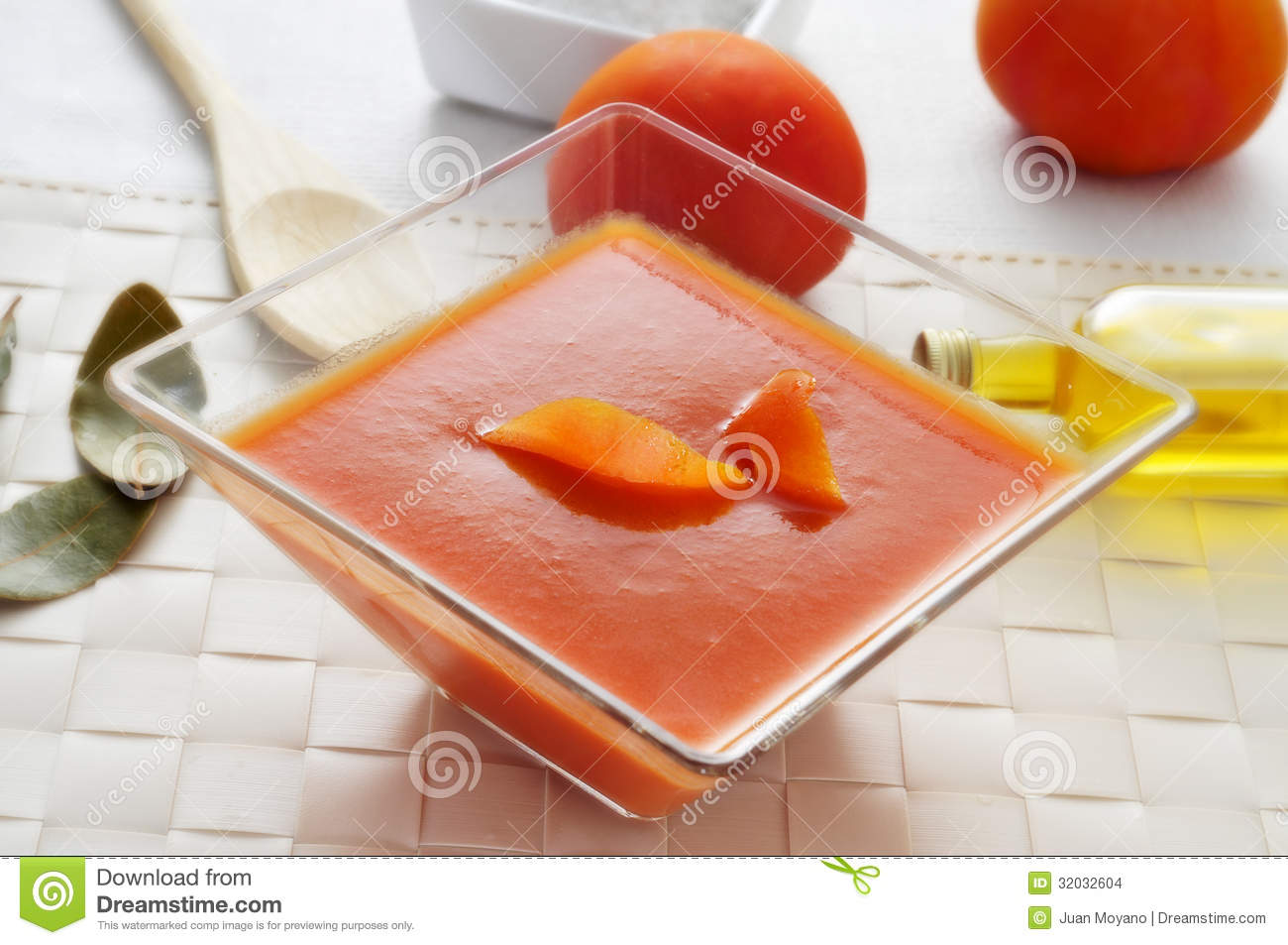 Spanish Gazpacho Stock Images - Image: 32032604