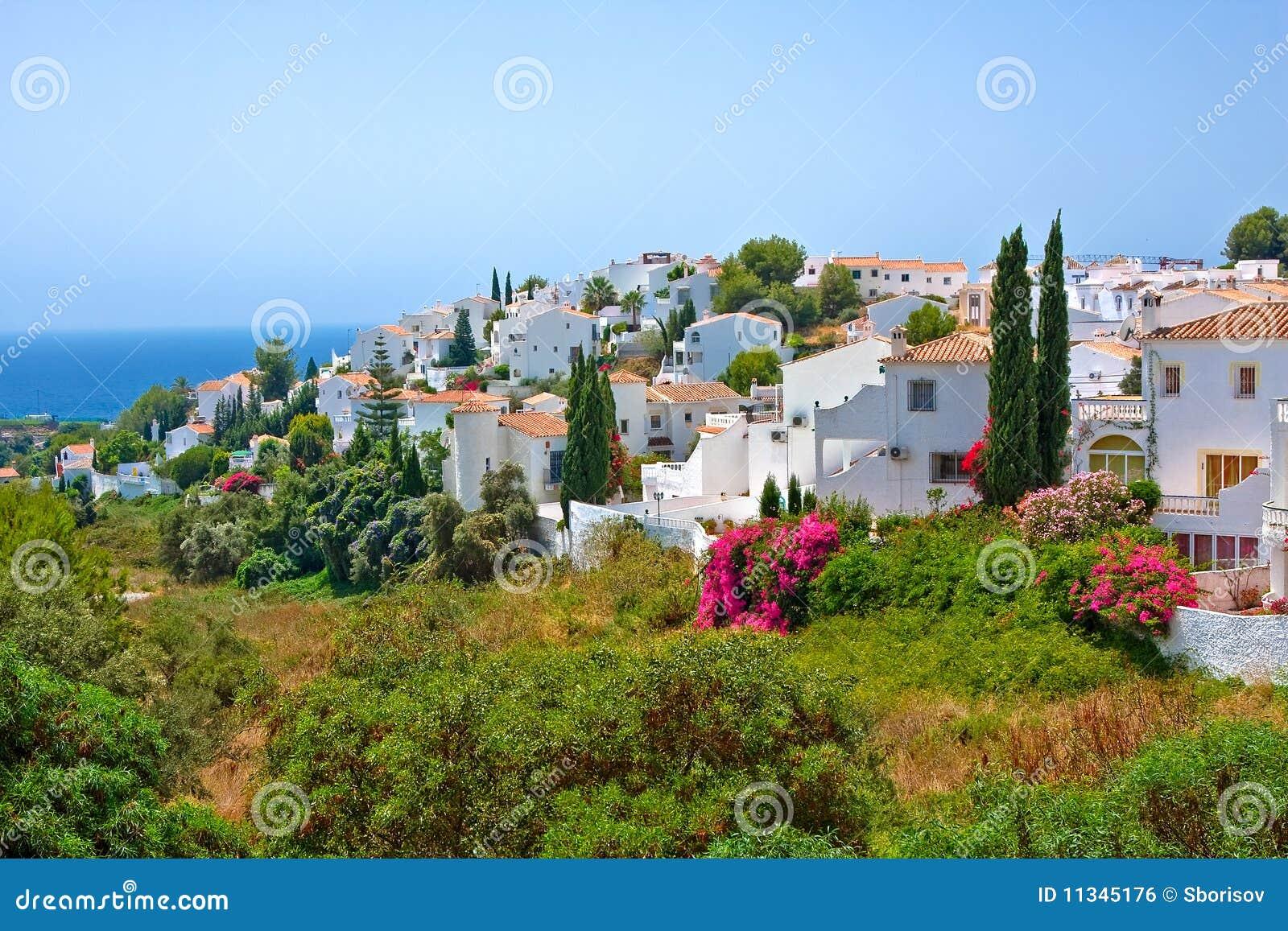Spanish Landscape Royalty Free Stock Image Image 11345176