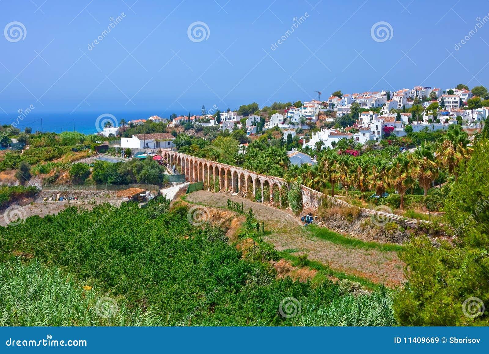 Spanish Landscape Royalty Free Stock Images Image 11409669
