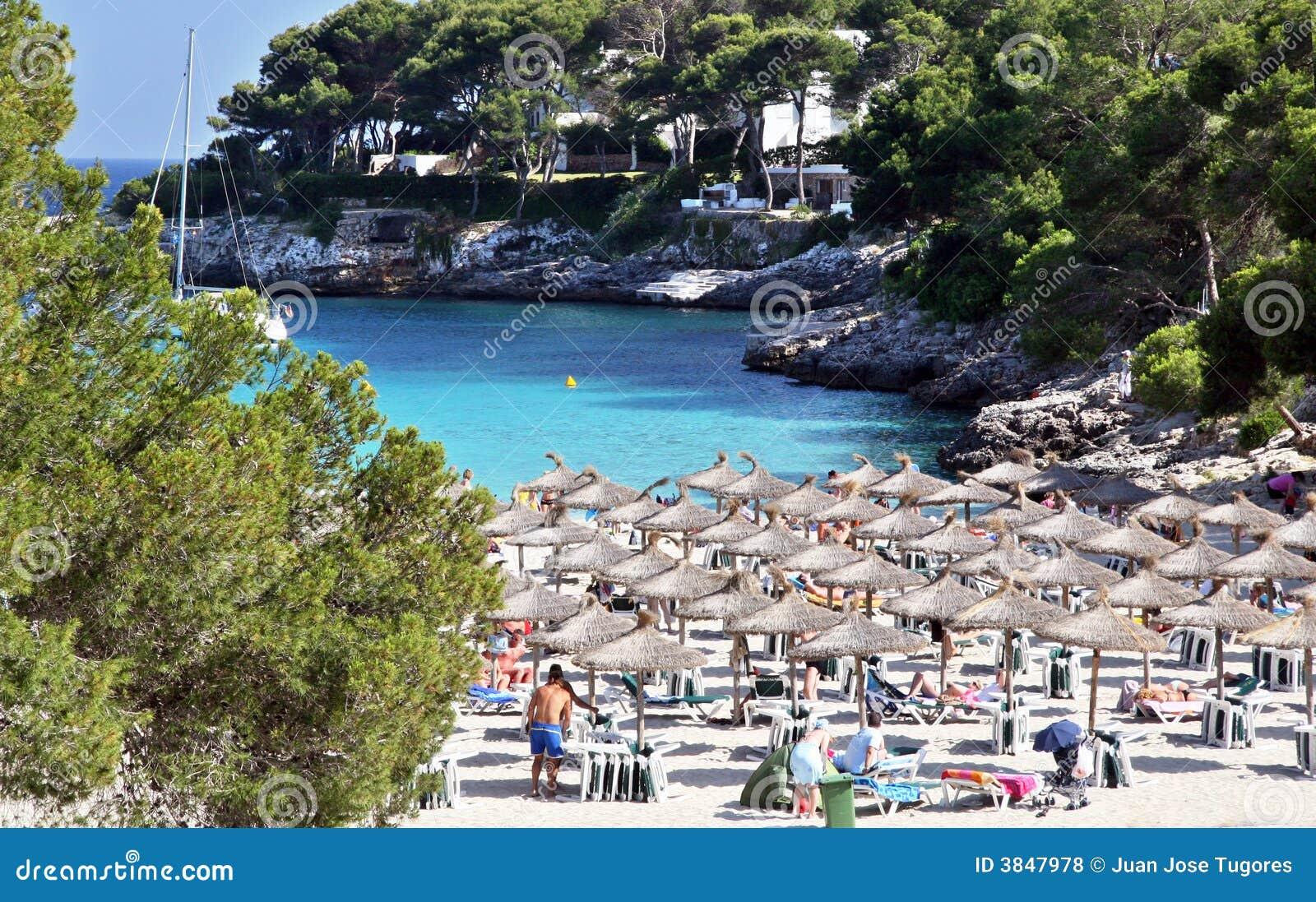 Spanish resort at Cala Dor