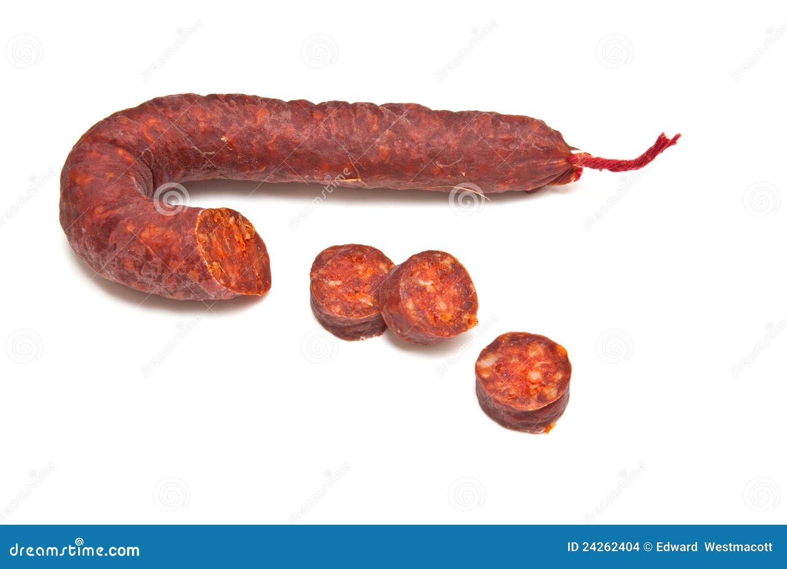 how to cook salami sausage