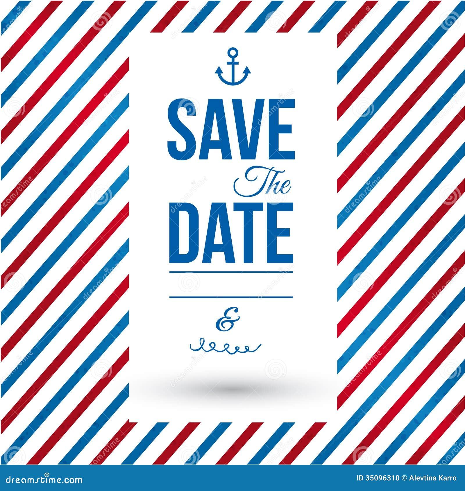 Spara datumet för personlig ferie.