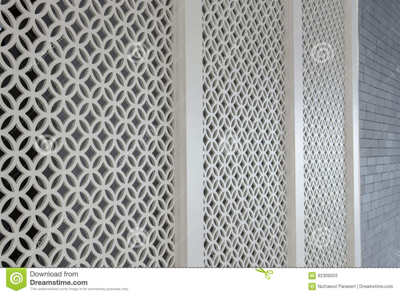 S Paration D Corative De Mur Photo Stock Image 62309503