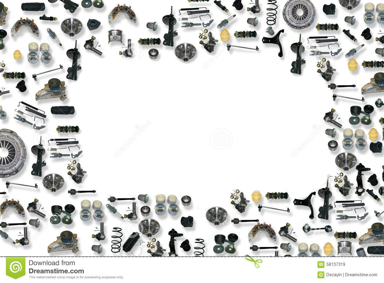 motor spare parts business plan