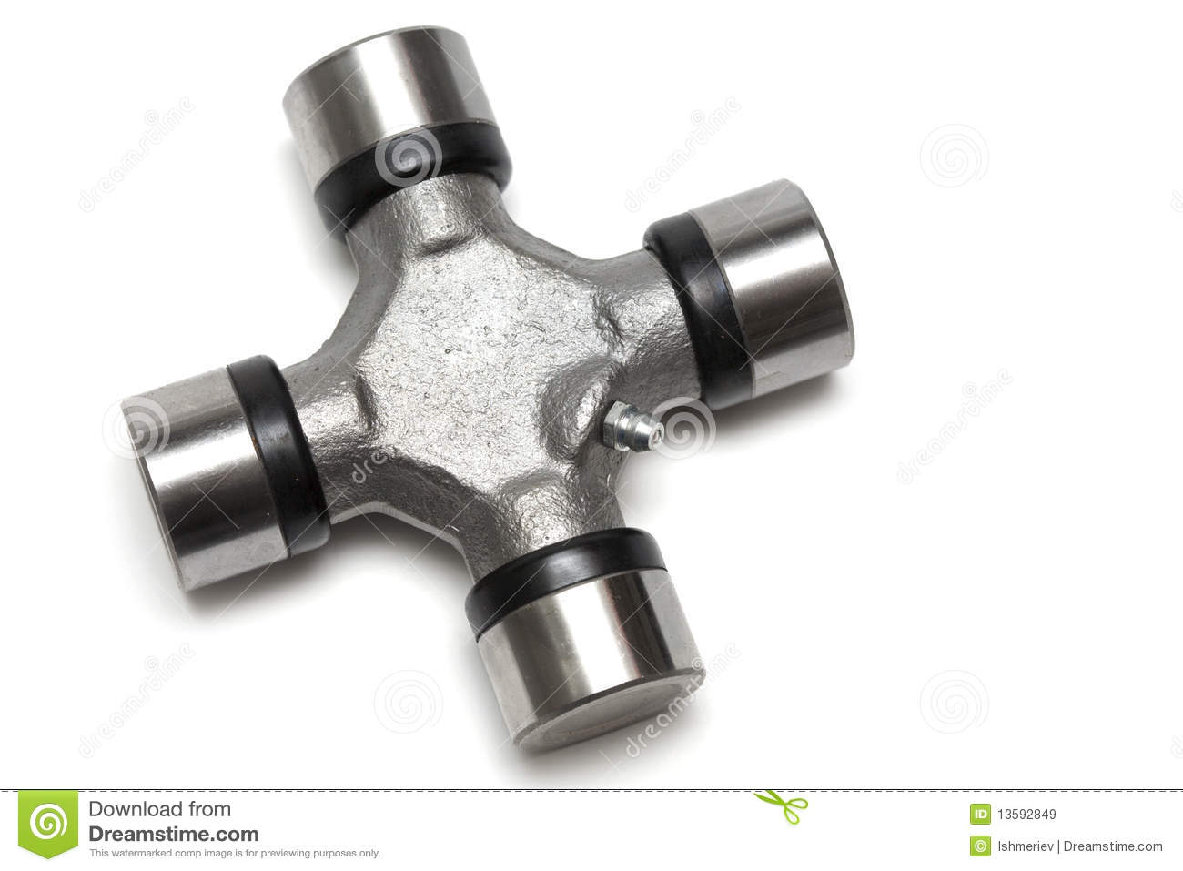 spare parts cardan joint royalty free stock images image 13592849