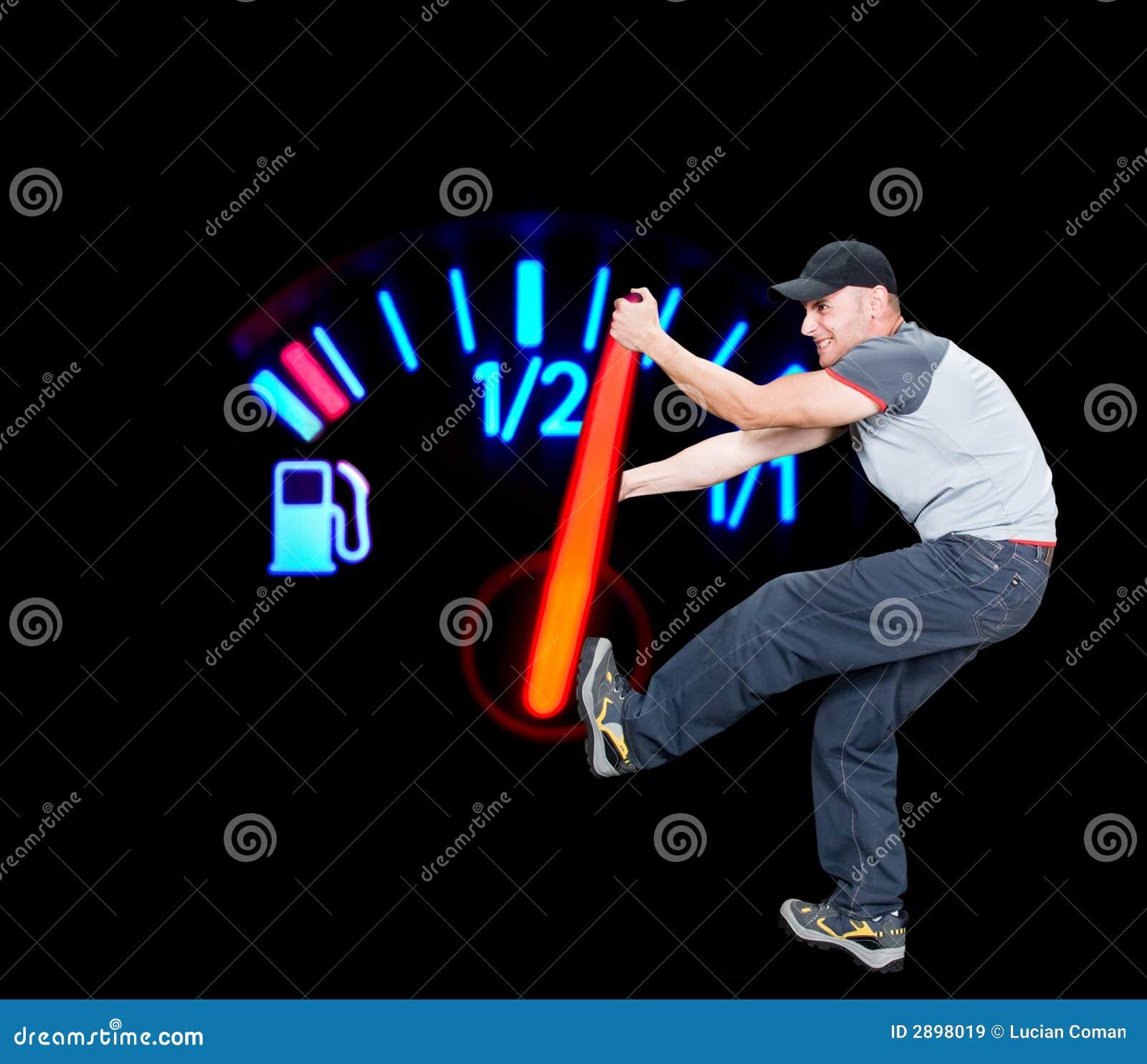 Sparen de brandstof