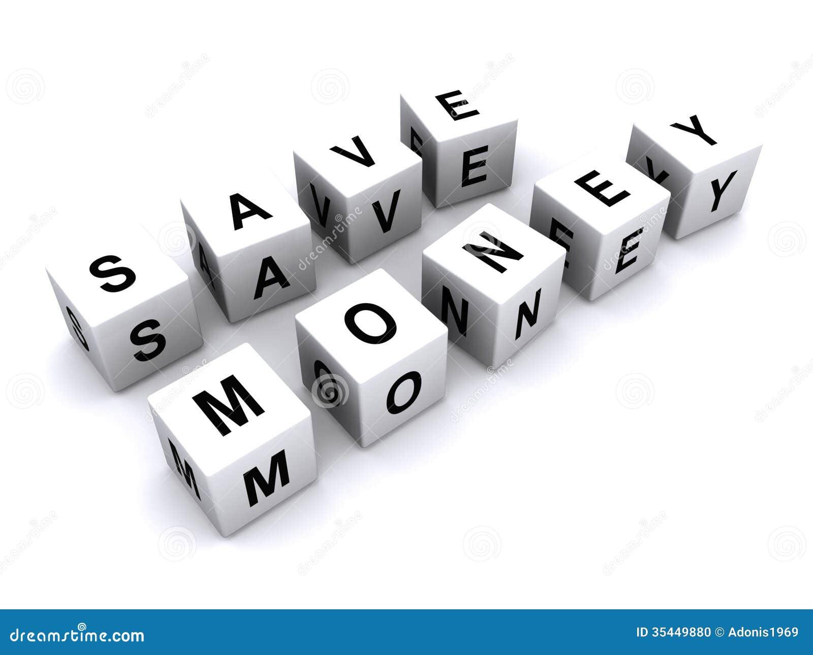 Sparen geldbericht