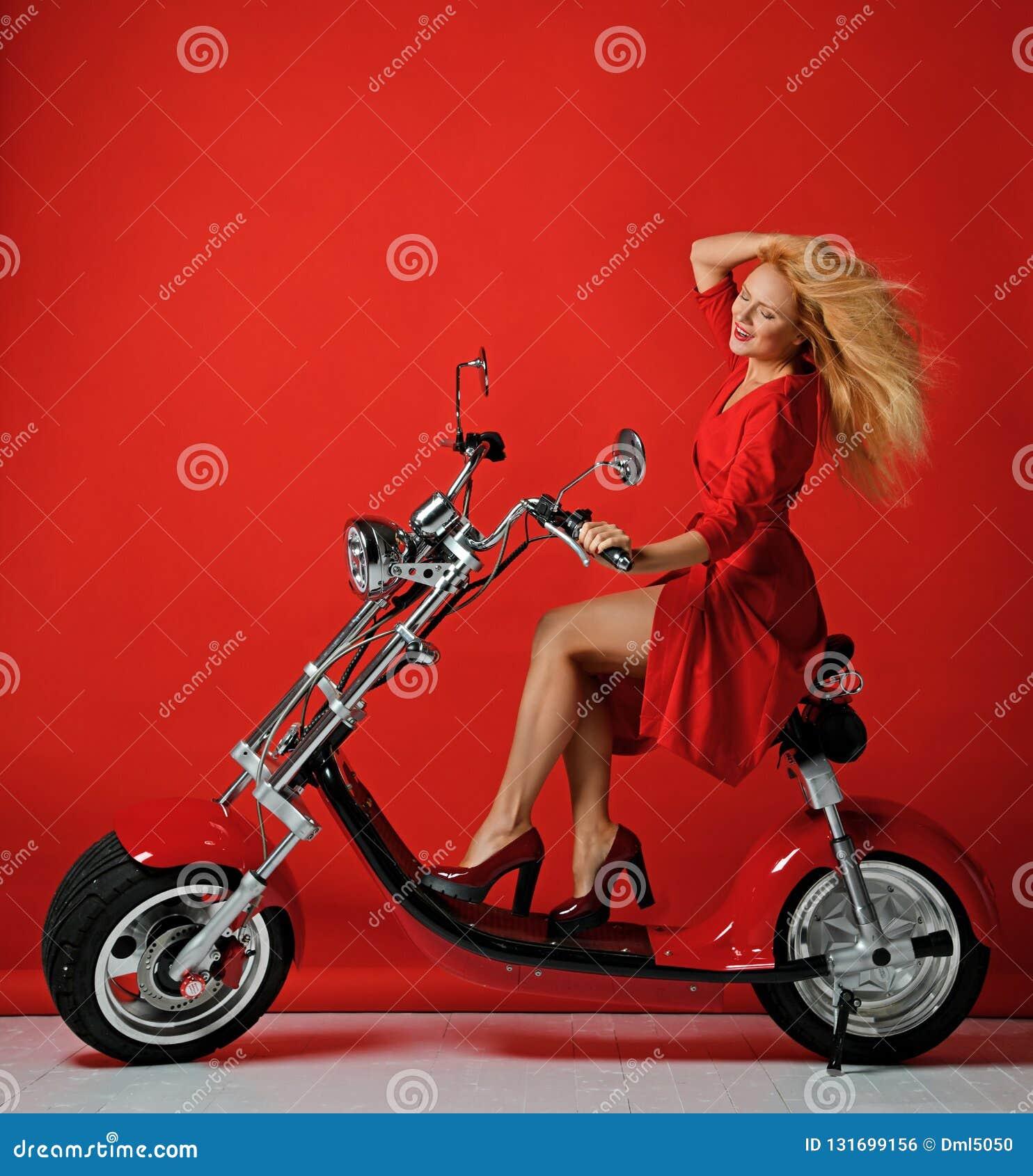 Sparkcykel För Cykel För Motorcykel För Kvinnaritt Elektrisk