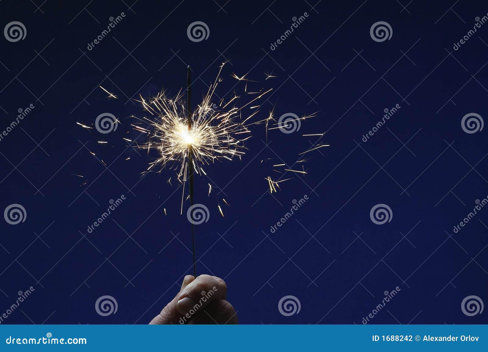 Sparkler 4