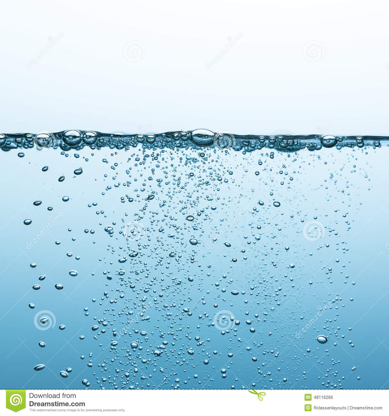 Download Sparkling water stock photo. Image of clear, tiles, purity - 48116266