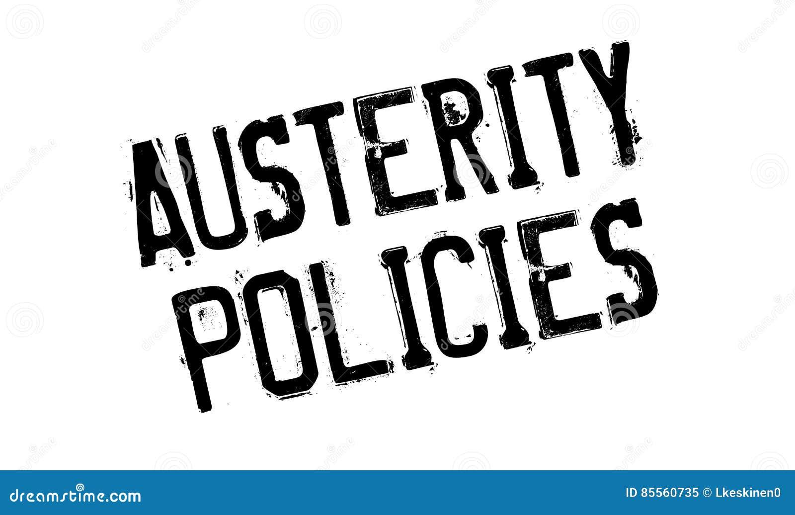 Sparpolitikstempel