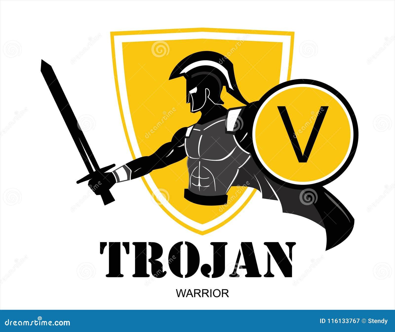 trojan sword and shield - 800×629