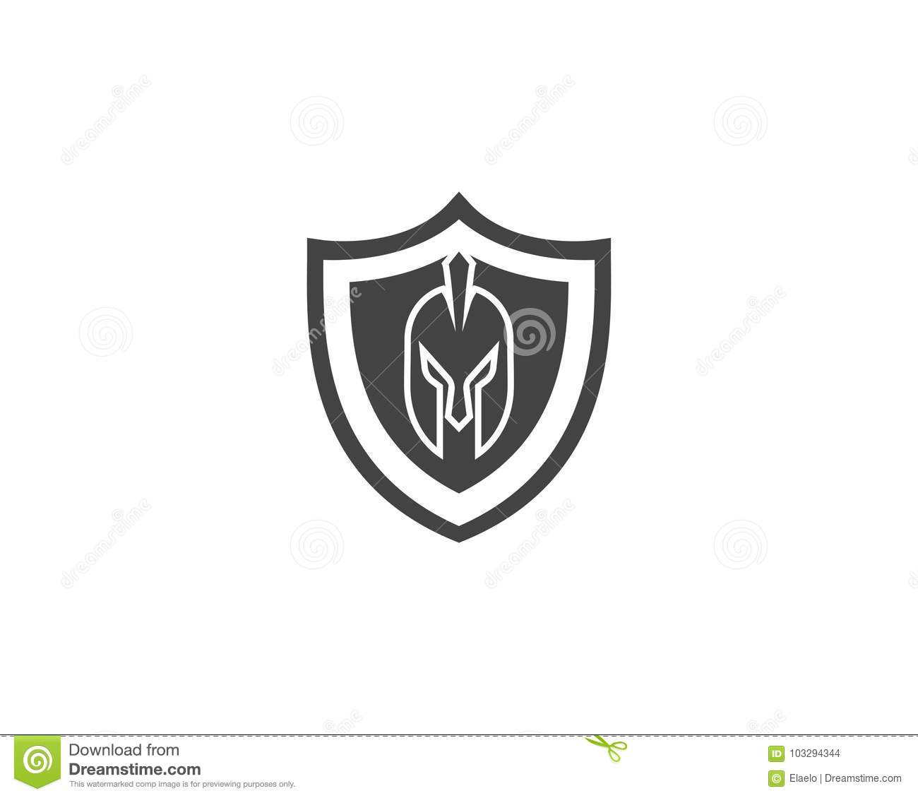 Spartan helmet templates for Spartan mask template