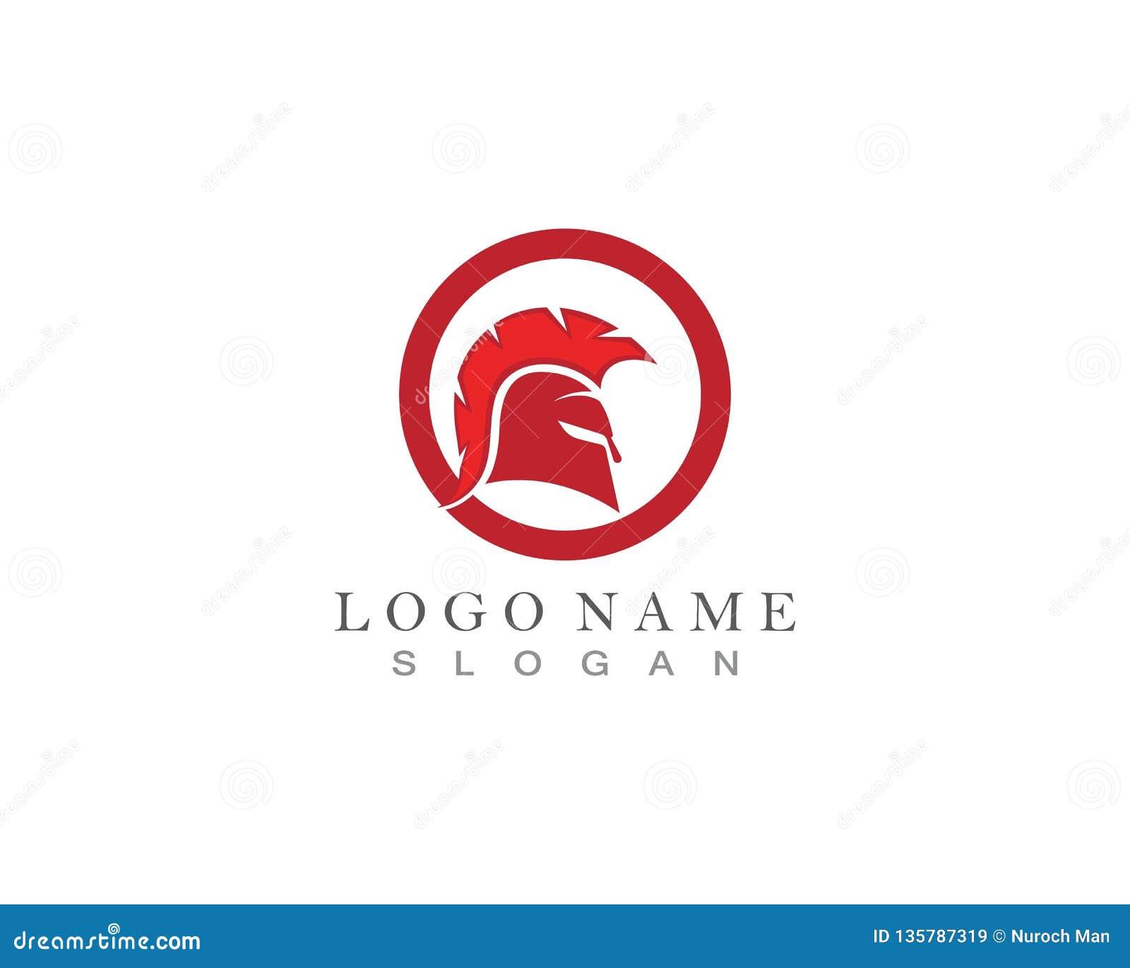 a0127de465d04 Spartan logo template stock vector. Illustration of power - 135787319