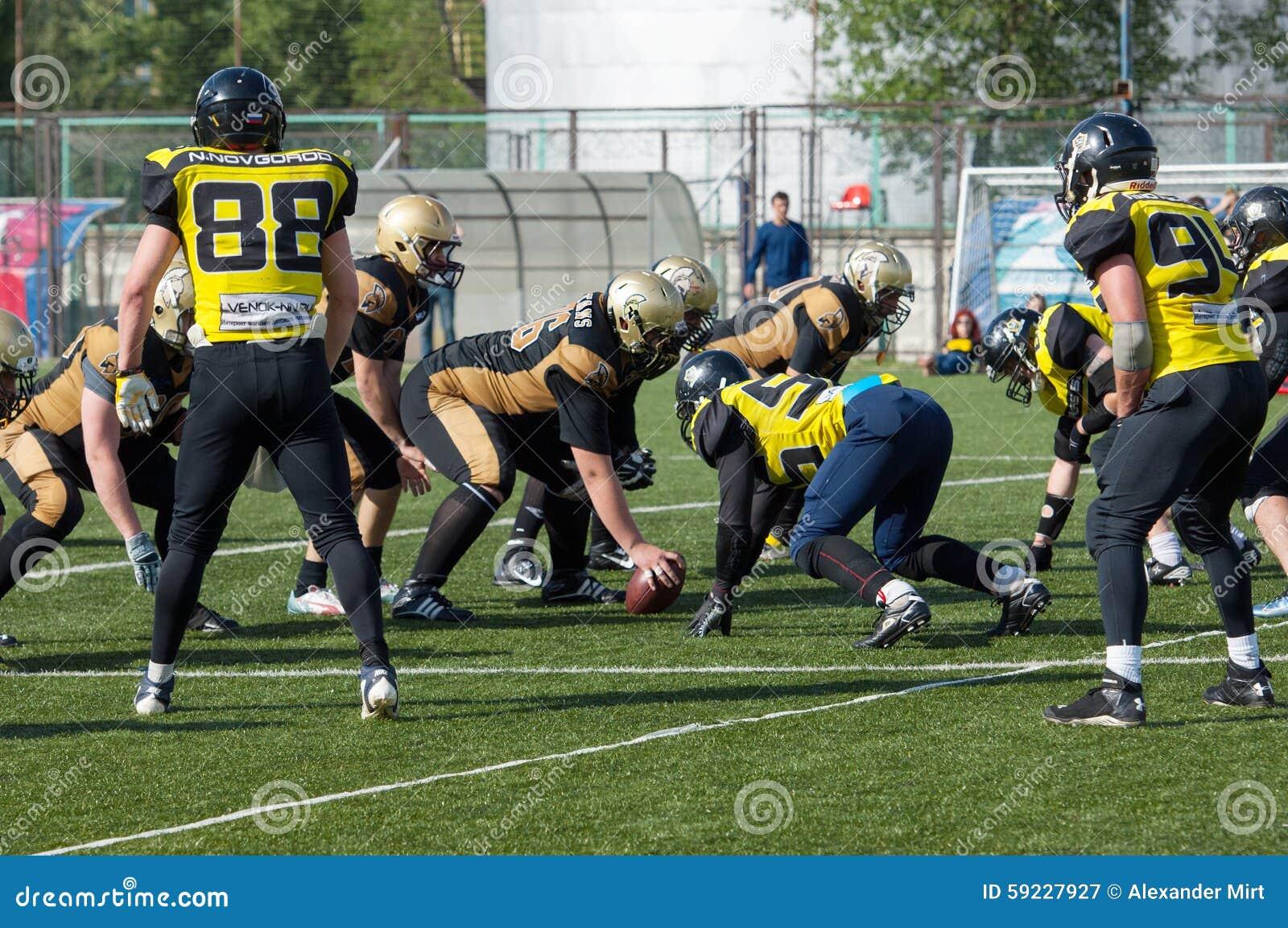 Download Spartans comienza fotografía editorial. Imagen de playing - 59227927