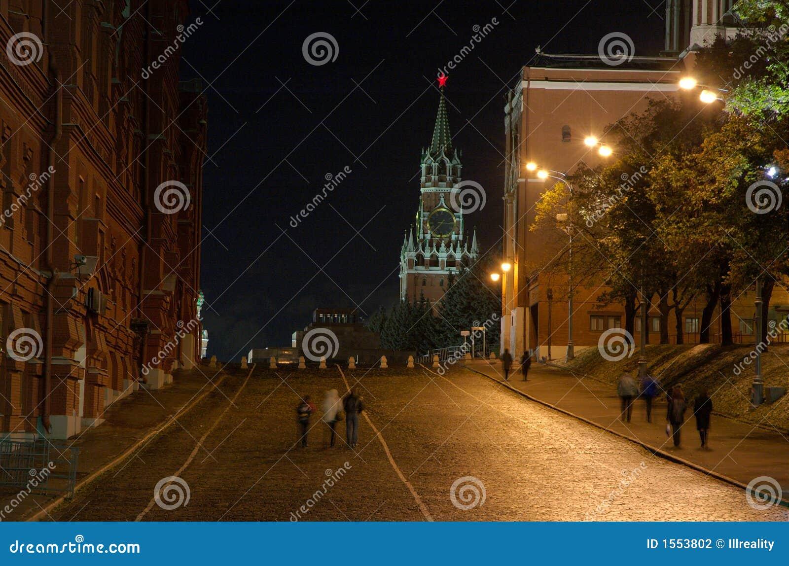 Spasskaya wieży