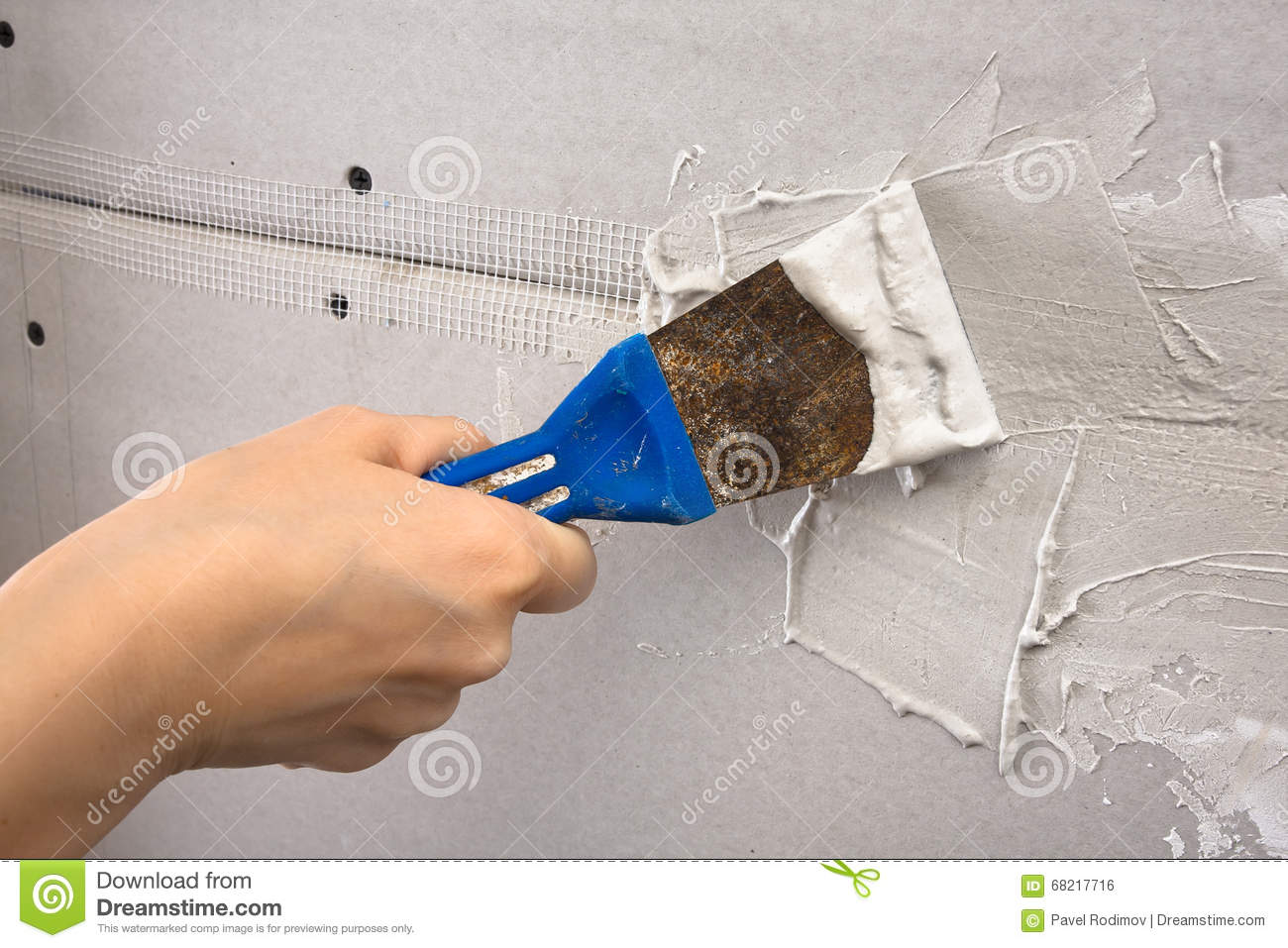 Image result for plastering walls
