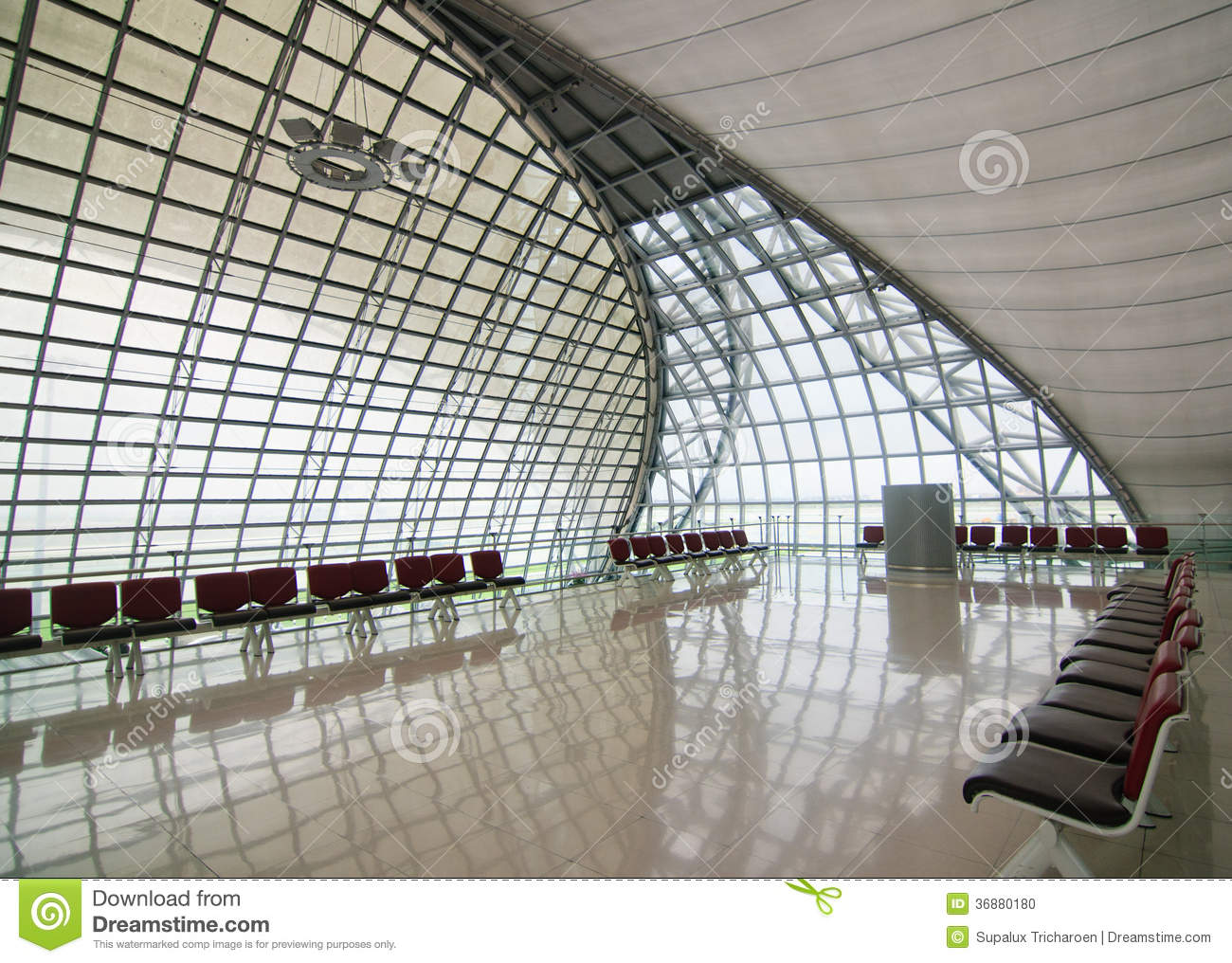 Download Spazio Di Resto In Aeroporto Fotografia Stock - Immagine di posto, asia: 36880180