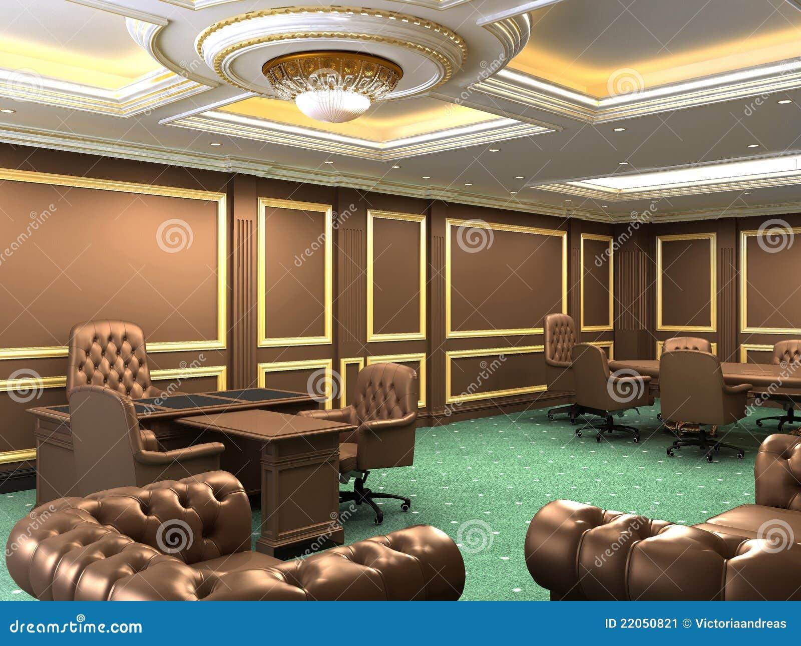 Spazio di ufficio interno appartamento reale immagine for Mobilia spazio