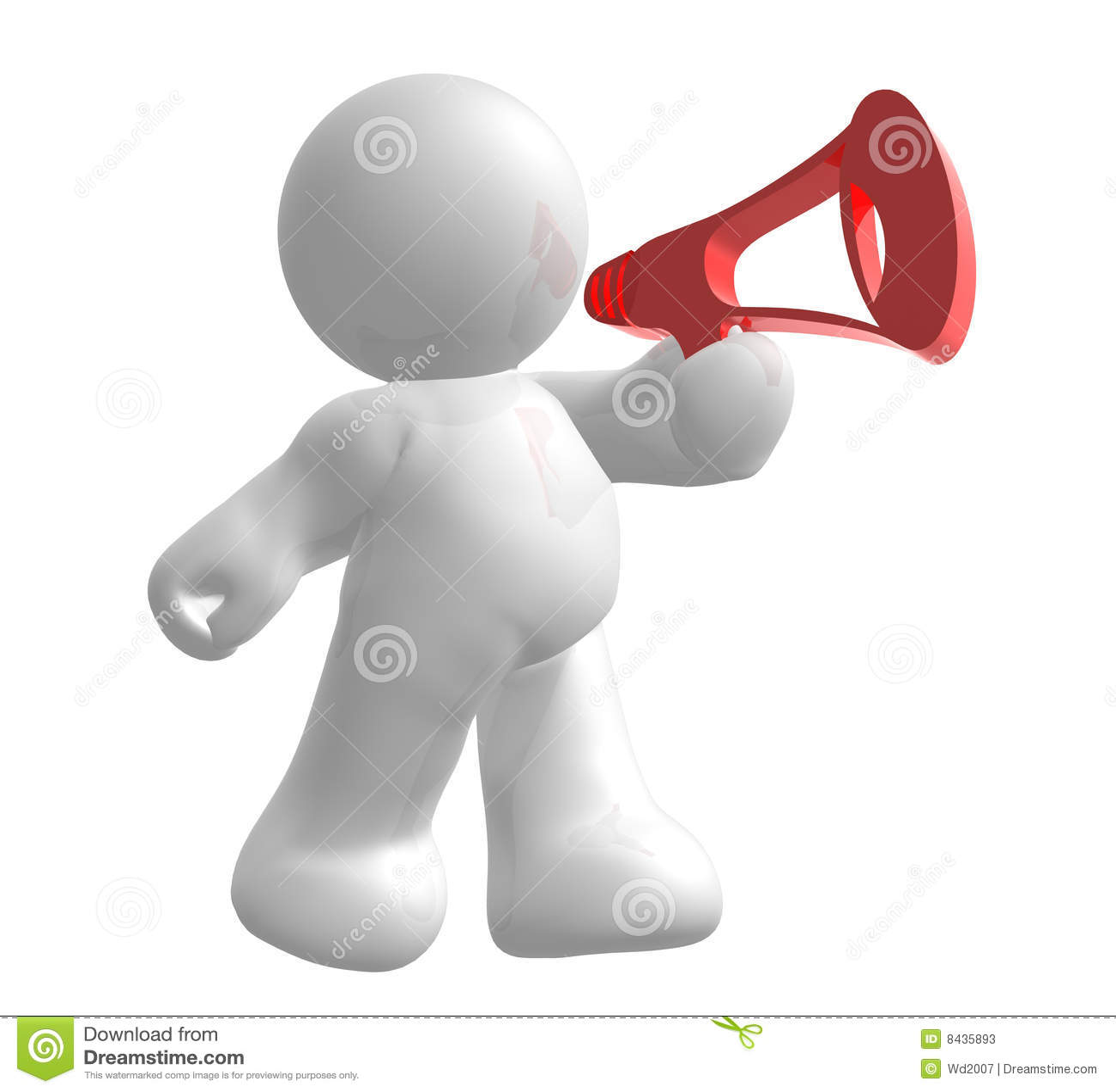 Speak Your Mind Stock Photos - Image: 8435893