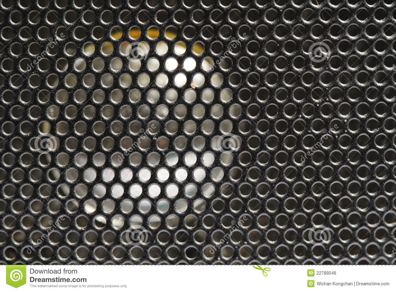 Speaker Grill Texture Royalty Free Stock Image Image