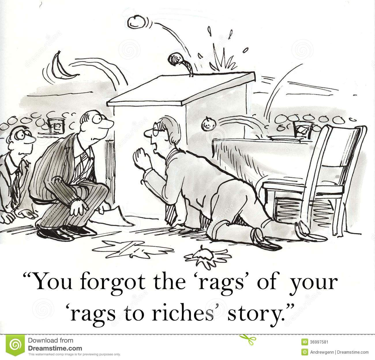 The 7 Types of Plots: Rags to Riches