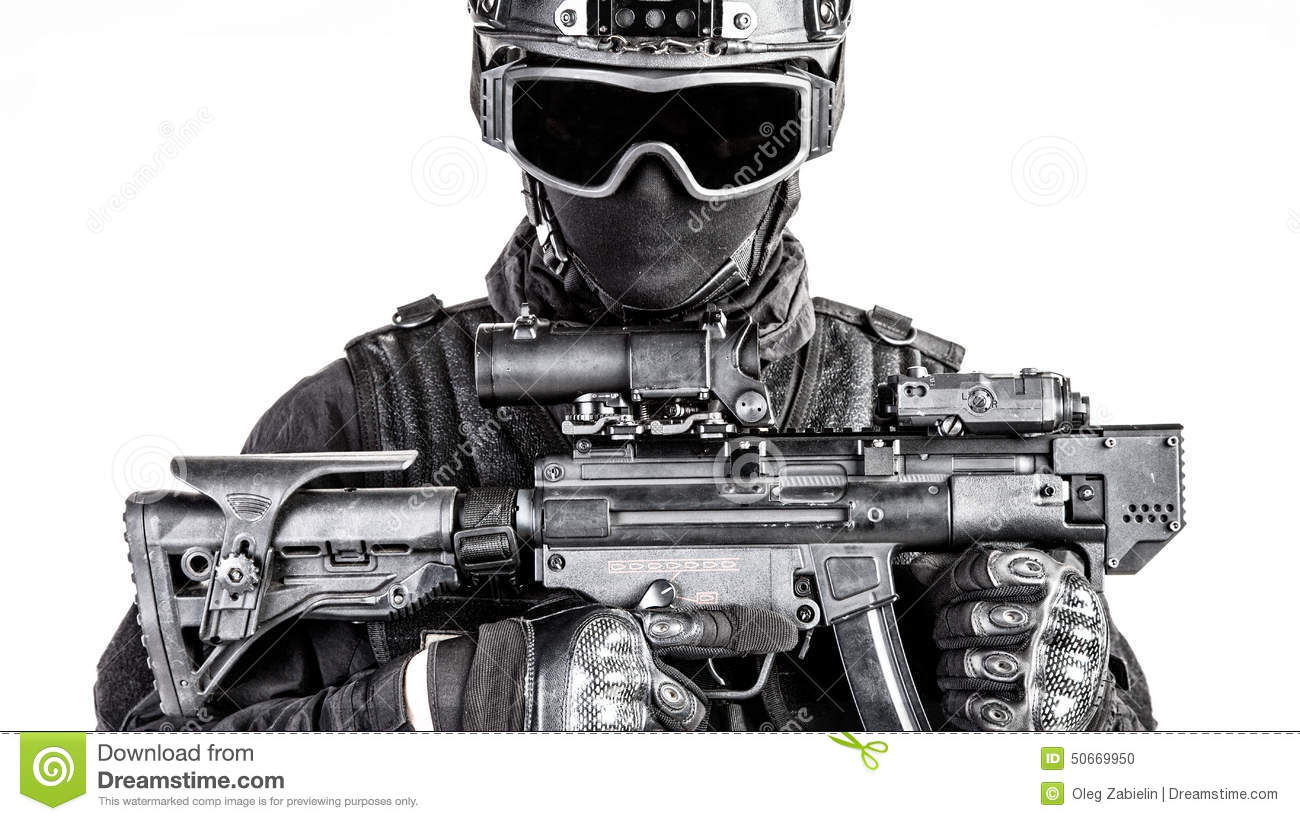 spec ops police officer swat stock photo image of armor
