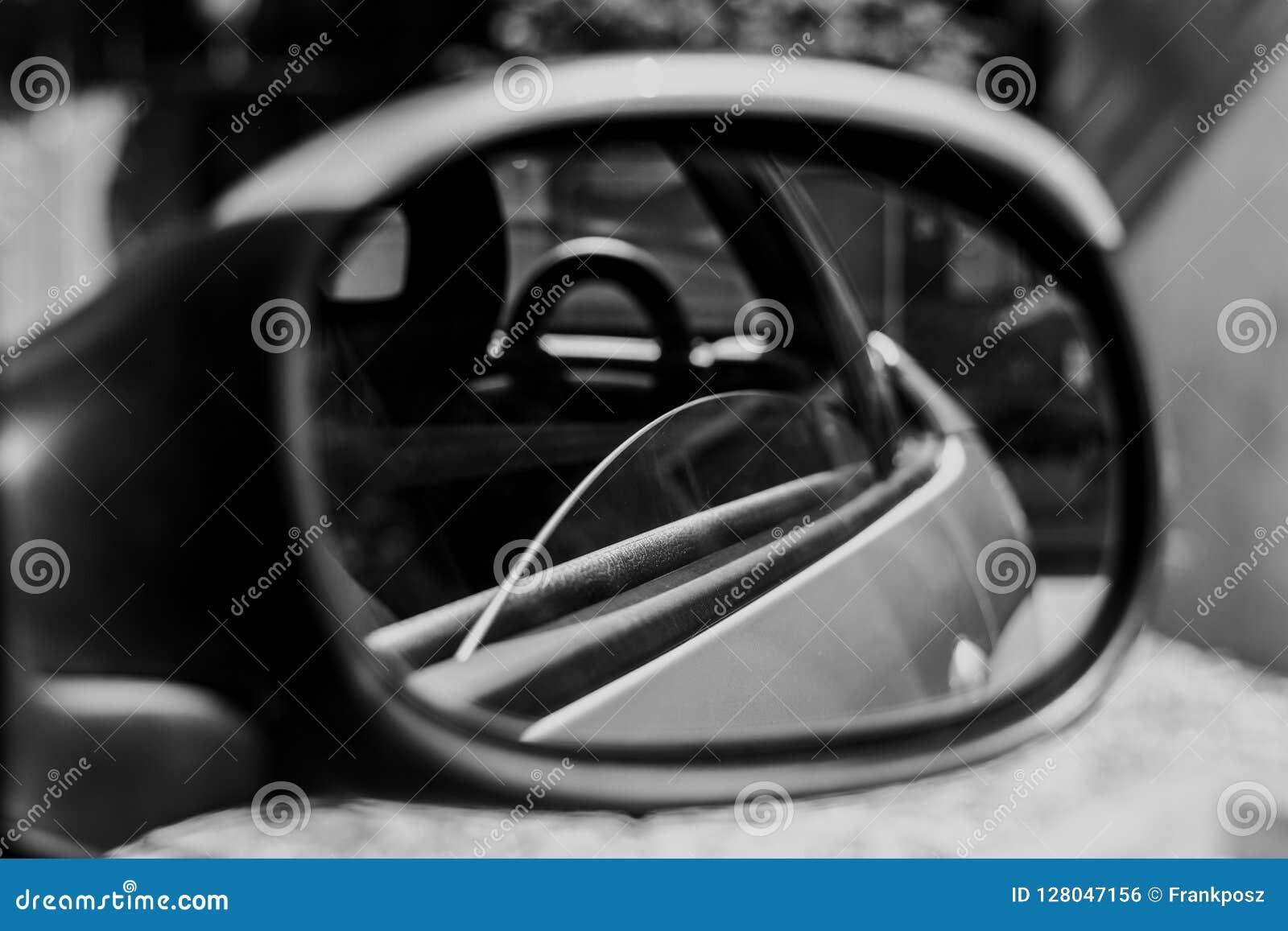 Specchio di automobile Front Right